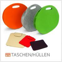 Foto 5 eBook-Reader Hülle/Tasche zweifarbig-Filzhülle-Filztasche-Wollfilz