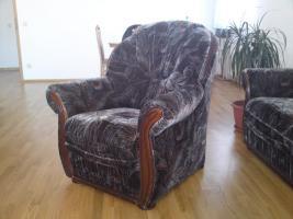 Foto 2 ecksofa, sofa und tisch