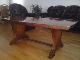 Foto 3 ecksofa, sofa und tisch