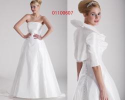 Foto 2 edressit Brautkleid Hochzeitskleid mit Bolero