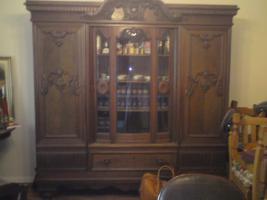 Foto 2 ein komplettes altes herrenzimmer, mit allen sachen die man sieht zum verkauf