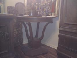 Foto 4 ein komplettes altes herrenzimmer, mit allen sachen die man sieht zum verkauf
