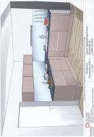 Foto 3 eine komplett neue Küche von einen Küchen  Designer