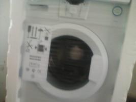 eine waschmaschiene