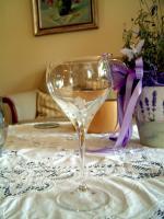 Foto 2 eisch gläser der Serie medea