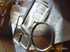 Foto 5 elegante Servierplatten und zwei passende Butterschalen