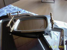 Foto 7 elegante Servierplatten und zwei passende Butterschalen