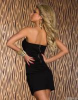 Foto 2 elegantes Bandeau Kleid Gr. M, kostenloser Versand , Neu