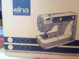 elna Nähmaschine 2100