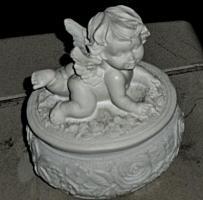 engel schatulle