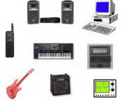 erfahrener Elektronik-Spezialist bietet Reparatur aller elektronischen Geräte an