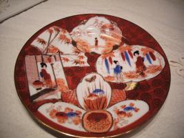 Foto 3 exklusives original japanisches Teeservice
