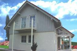 Foto 2 fertighäuser vom selbstbau bis schlüsselfertig WOLF MODUL
