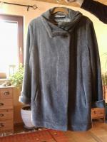 Foto 2 flauschiger Wintermantel, Art einer Pelzjacke, neuwertig !!!