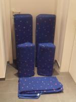 Foto 6 flexible Polstergarnitur, inkl. Bett, inkl. Unterbettkasten