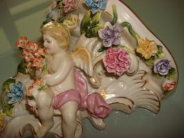 Foto 4 florentiener wandkonsole - Porzellankonsole