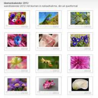 foto-wandkalender 2012