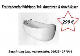 freistehendes Whirlpool