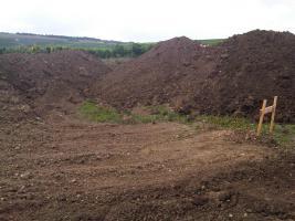 frischer Mutterboden kostenlos abzugeben