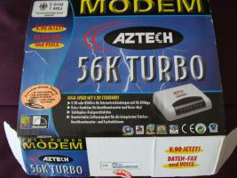 full power Modem Aztech 56K Turbo