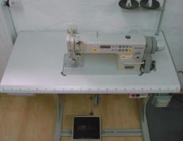 Foto 2 gebr. Industrienähmaschine - Schnellnäher Sewmaq SW-755 S