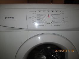 Foto 3 gebr. vollfunktionsfähige waschmaschine von Privileg 2 jahre alt.