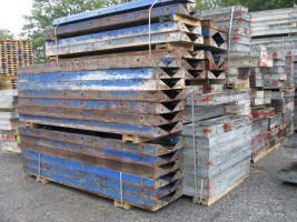 gebrauchte Doka Framax Stahl/Alu-Schalung