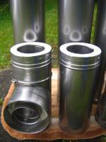 Foto 10 gebrauchter Edelstahlkamin 4,5 m doppelwandig (bei München)