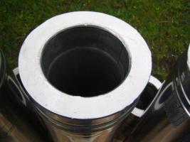 Foto 14 gebrauchter Edelstahlkamin 4,5 m doppelwandig (bei München)