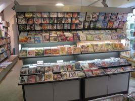 gebraute CD&DVD Reagl zu verkaufen