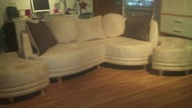 Foto 2 gemütliche Couch