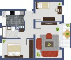 Foto 2 gepflegte 3 Zi. Wohnung in Stadthagen zu verkaufen