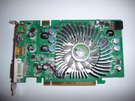 grafikkarte geforce 8600gts 512mb ram