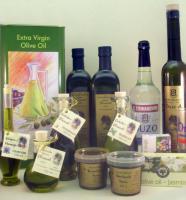 griechisches Olivenöl aus der Region Kalamata