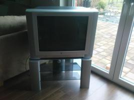gro�en TV von LG