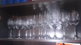 Foto 3 großes Gläser-Set