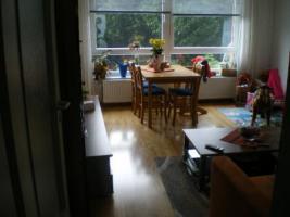 Foto 2 gut geschnittene 2 zimmerwohnung hochpaterre mit blick ins grüne