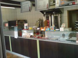 gut laufenden Imbiss- Laden in Hemau