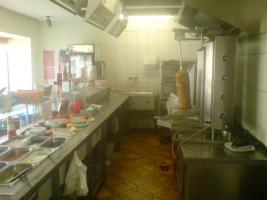 Foto 3 gut laufenden Imbiss- Laden in Hemau
