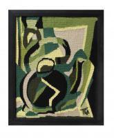 handgemachte Gobelin und Wandteppiche