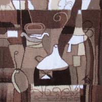 Foto 5 handgemachte Gobelin und Wandteppiche