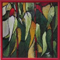 Foto 6 handgemachte Gobelin und Wandteppiche