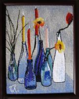 Foto 8 handgemachte Gobelin und Wandteppiche