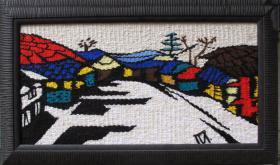 Foto 9 handgemachte Gobelin und Wandteppiche