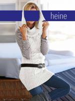 heine - Pullover ecru Gr. 38 - OVP - NEU