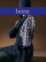 Foto 2 heine - Strickjacke blau-weiß Gr. 40/42 - OVP - NEU