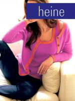 heine - Twinset pink-orange Gr. 50 - OVP - NEU
