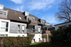 Foto 2 helle 3 Zimmer Wohnung mit Terrasse in Wuppertal Cronenberg