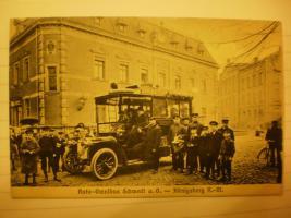 Foto 5 historische ansichtskarten