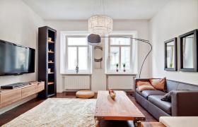 hochwertig möblierte 1-Zimmer Wohnung in Bestlage